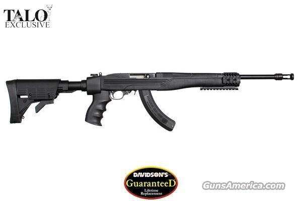 RUGER 10/22  TACTICAL TALO RIFLE  Guns > Rifles > Ruger Rifles > 10-22