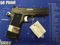 SIG 1911 CARRY TACOPS  Guns > Pistols > Sig - Sauer/Sigarms Pistols > 1911