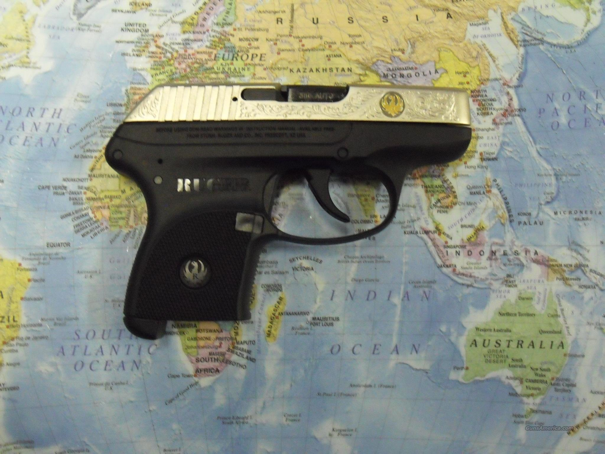 RUGER LCP-TG TALO PISTOL  Guns > Pistols > Ruger Semi-Auto Pistols > LCP