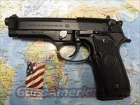 Beretta 92FS Pistol MADE IN ITALY  Guns > Pistols > Beretta Pistols > Model 92 Series
