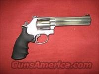 S&W MOD 686 PLUS  Guns > Pistols > Smith & Wesson Revolvers > Full Frame Revolver