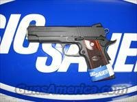 SIG 1911-45- COMPACT  Sig - Sauer/Sigarms Pistols > 1911