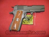 SPRINGFIELD 1911A1 CHAMPION  Springfield Armory Pistols > 1911 Type