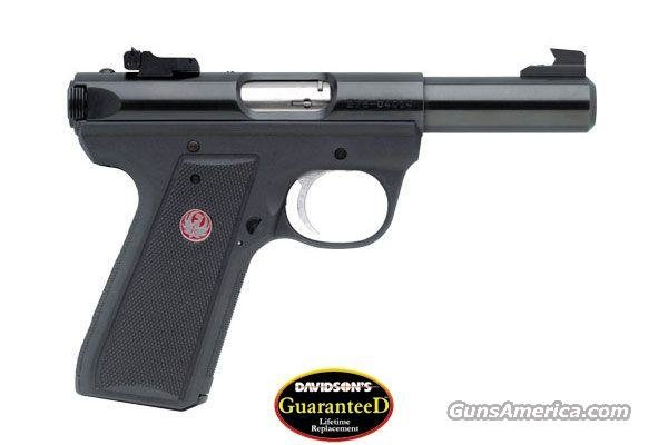 RUGER 22/45 MKIII  Guns > Pistols > Ruger Semi-Auto Pistols > Mark I & II Family