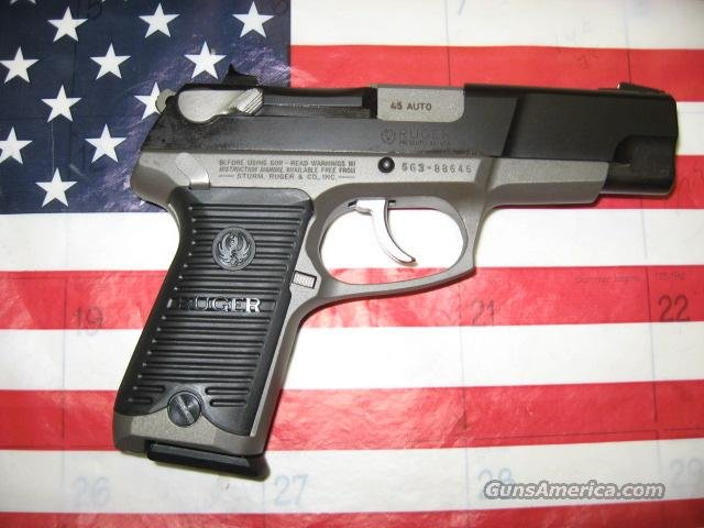 RUGER P90 TH  Guns > Pistols > Ruger Semi-Auto Pistols > P-Series