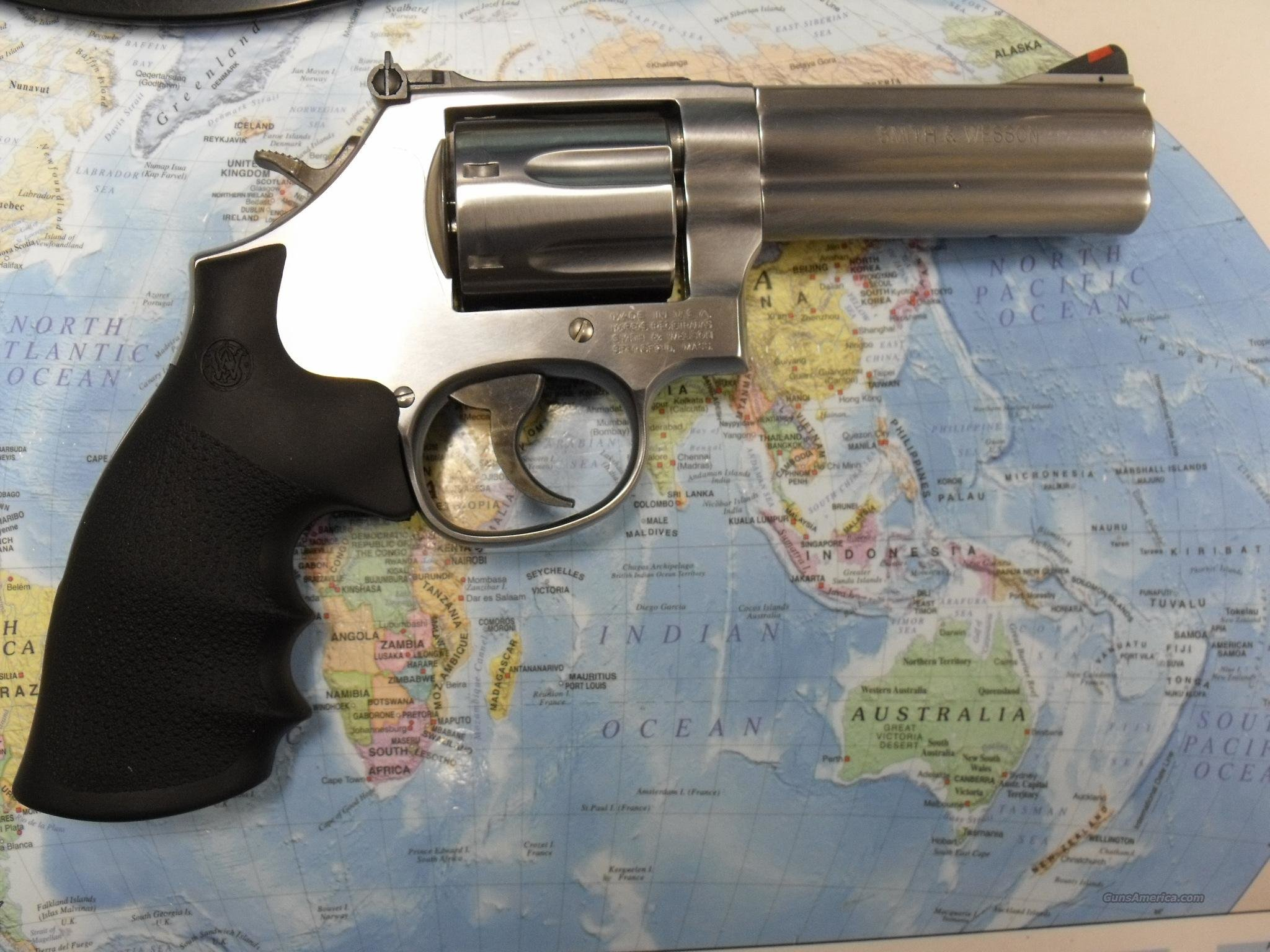 S&W M686 SUPER TUNED  Guns > Pistols > Smith & Wesson Revolvers > Full Frame Revolver
