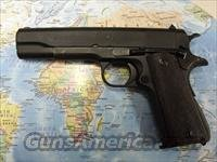 COLT 1911 MFG 1933 FOR ARGENTINA  Colt Automatic Pistols (1911 & Var)