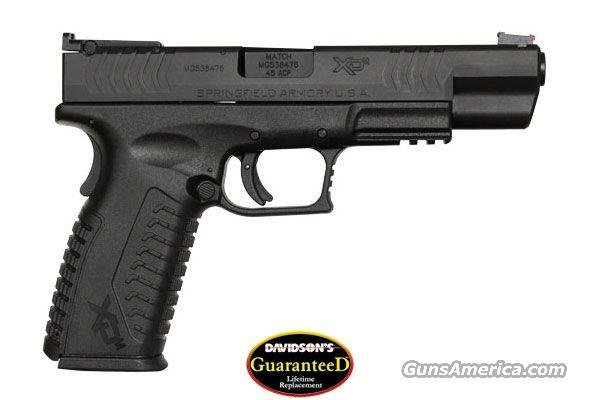 Springfield XD(M)-45ACP COMPETITION SERIES  Guns > Pistols > Springfield Armory Pistols > XD-M