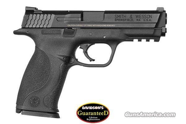 S&W M&P 9mm FULL SIZE 209301  Guns > Pistols > Smith & Wesson Pistols - Autos > Polymer Frame