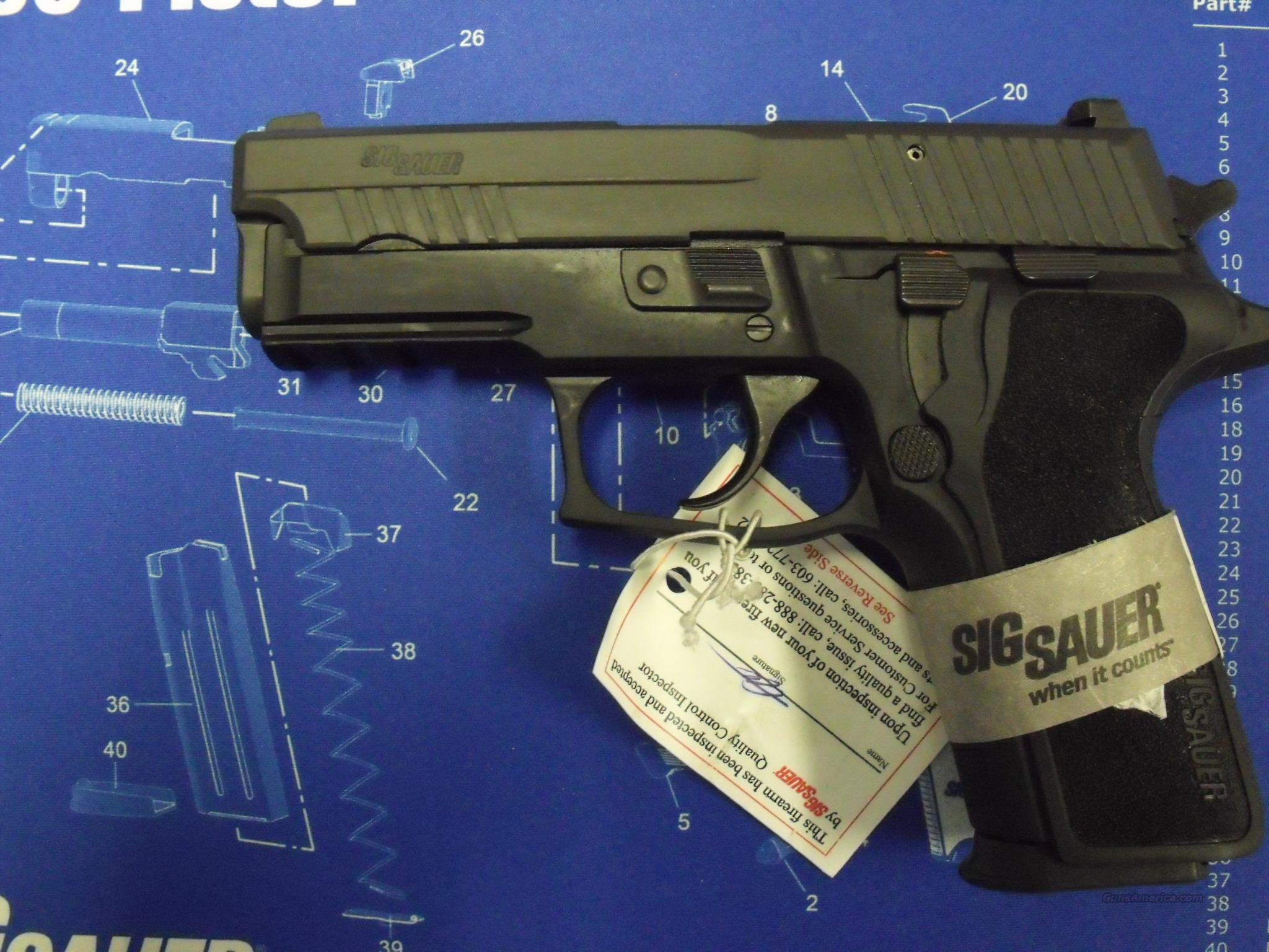 SIG 229R-40-ESE-E2  Guns > Pistols > Sig - Sauer/Sigarms Pistols > P229