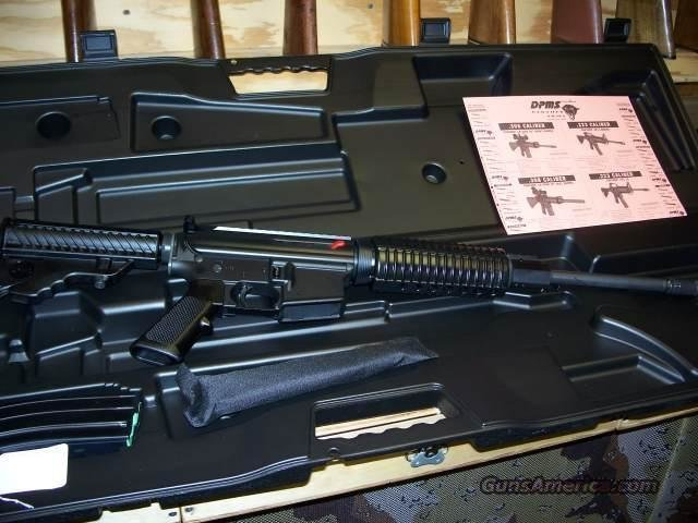 DPMS Panther AR15 A4 Flat Top Sportical FREE SCOPE!!  Guns > Rifles > DPMS - Panther Arms > Complete Rifle
