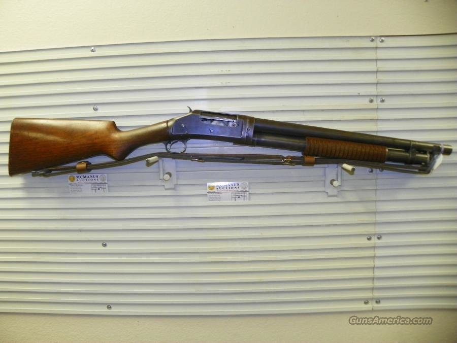 WINCHESTER PUMP RIOT 12G M97  Guns > Shotguns > Winchester Shotguns - Modern > Pump Action > Defense/Tactical