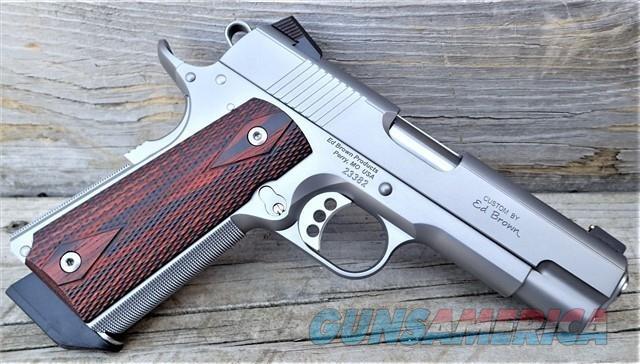 Ed Brown Custom THE EXECUTIVE COMMANDER 9mm /EZ Pay $150  Guns > Pistols > Ed Brown Pistols