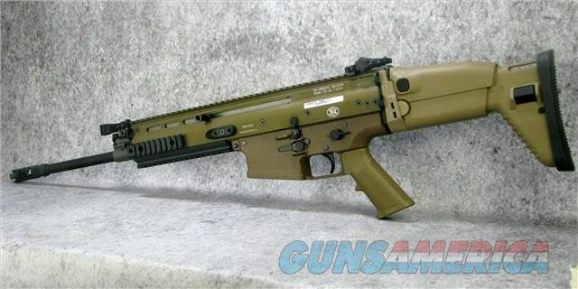 FN SCAR 17S 308 Win 7.62x51 NATO 10RD MAG  98641 /EZ PAY $269 Monthly  Guns > Rifles > FNH - Fabrique Nationale (FN) Rifles > Semi-auto > Other