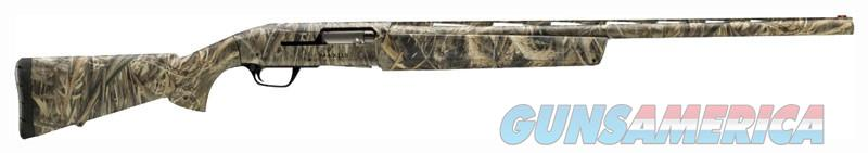 "EASY PAY $120 LAYAWAY  Browning Maxus Semi Auto Shotgun 3.5"" 3.5 inch Chamber 12 Gauge 28"" Barrel 4 Rounds 3.5"" Chamber Composite Stock Realtree Max-5 Camo 011653204 brn Fiber Optic Front     Guns > Shotguns > Browning Shotguns > Autoloaders > Hunting"