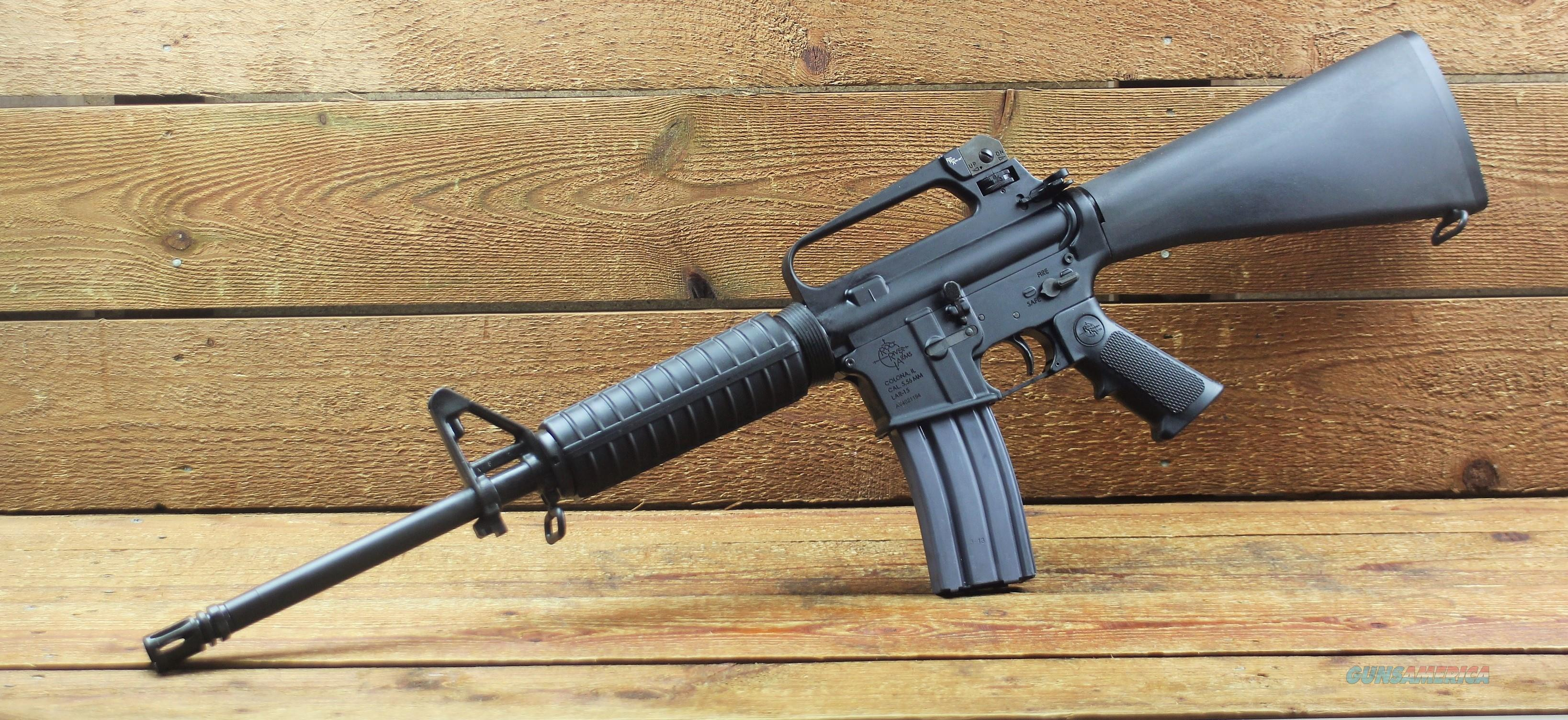 (SALE) easy pay monthly $79 Rock River Arms Deal ar-15   RRAAR1293 Fixed stock received contract's for federal agencies AR15 Lar-15 5.56 nato   Guns > Rifles > Rock River Arms Rifles