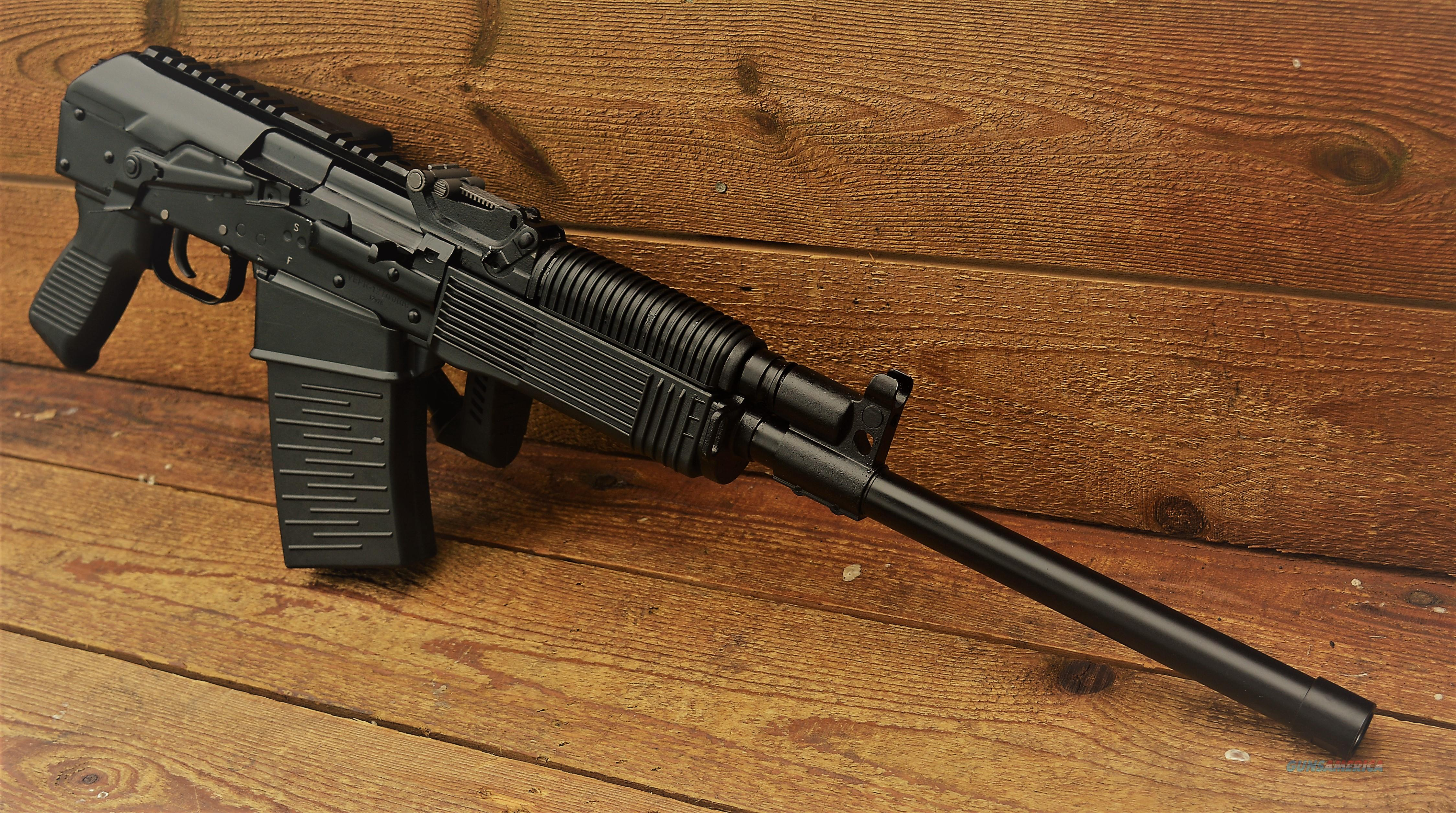 $103 EASY PAY  Back by Demand RUSSIA! Russian home of the KGB Left Side Folding Molot Left side Folder Vepr Sorry No Sale  California Built Like a Tank 12ga shotgun THREADED BARREL Pistol Grip CHROME LINED  Hunting magazine RPK VPR1203   Guns > Shotguns > MN Misc Shotguns