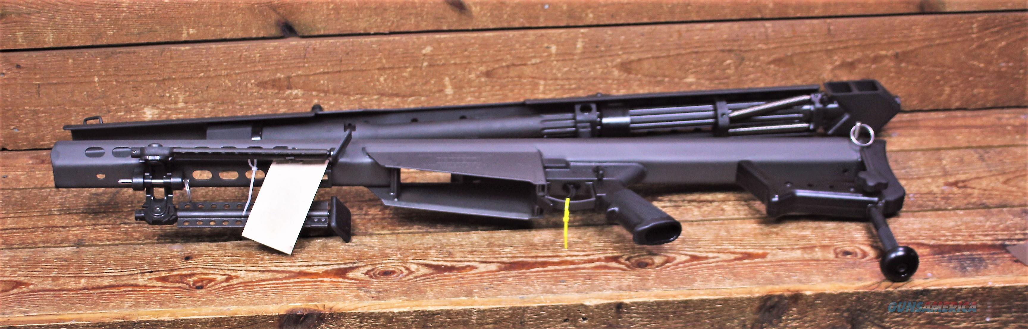 "Sale $499  EASY PAY  Barrett  10 round Made in the USA M82A1 SNIPER hunting target shooting Semi Auto Rifle .50 BMG 29"" Fluted Barrel long range 50BMG 10 Rounds competitions   Black Parkerized Carry Handle 13316  Guns > Rifles > Barrett Rifles"