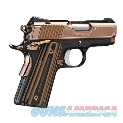 EASY PAY $133 DOWN LAYAWAY 12 MONTHLY PAYMENTS Kimber 45acp  Rose Gold Ultra II Pistol  45 ACP  3 in Barrel, Aluminum KIM-3200373 Frame, Ambidextrous thumb safety, 8 Rd   Guns > Pistols > Kimber of America Pistols > 1911