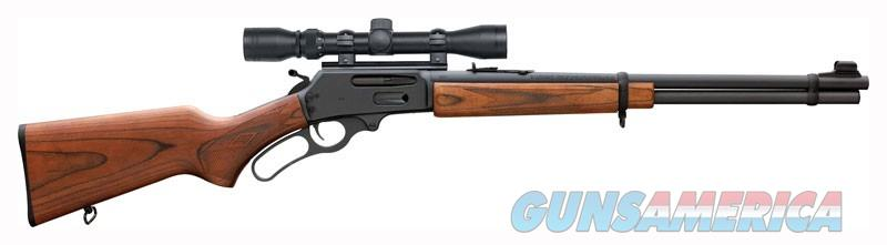 "EASY PAY $40 LAYAWAY  Marlin 336W Lever Action Rifle .30-30 Win 20"" Barrel 6 Rounds Laminate Stock Matte Blued Mounted Scope 70521  Guns > Rifles > Marlin Rifles > Modern > Lever Action"