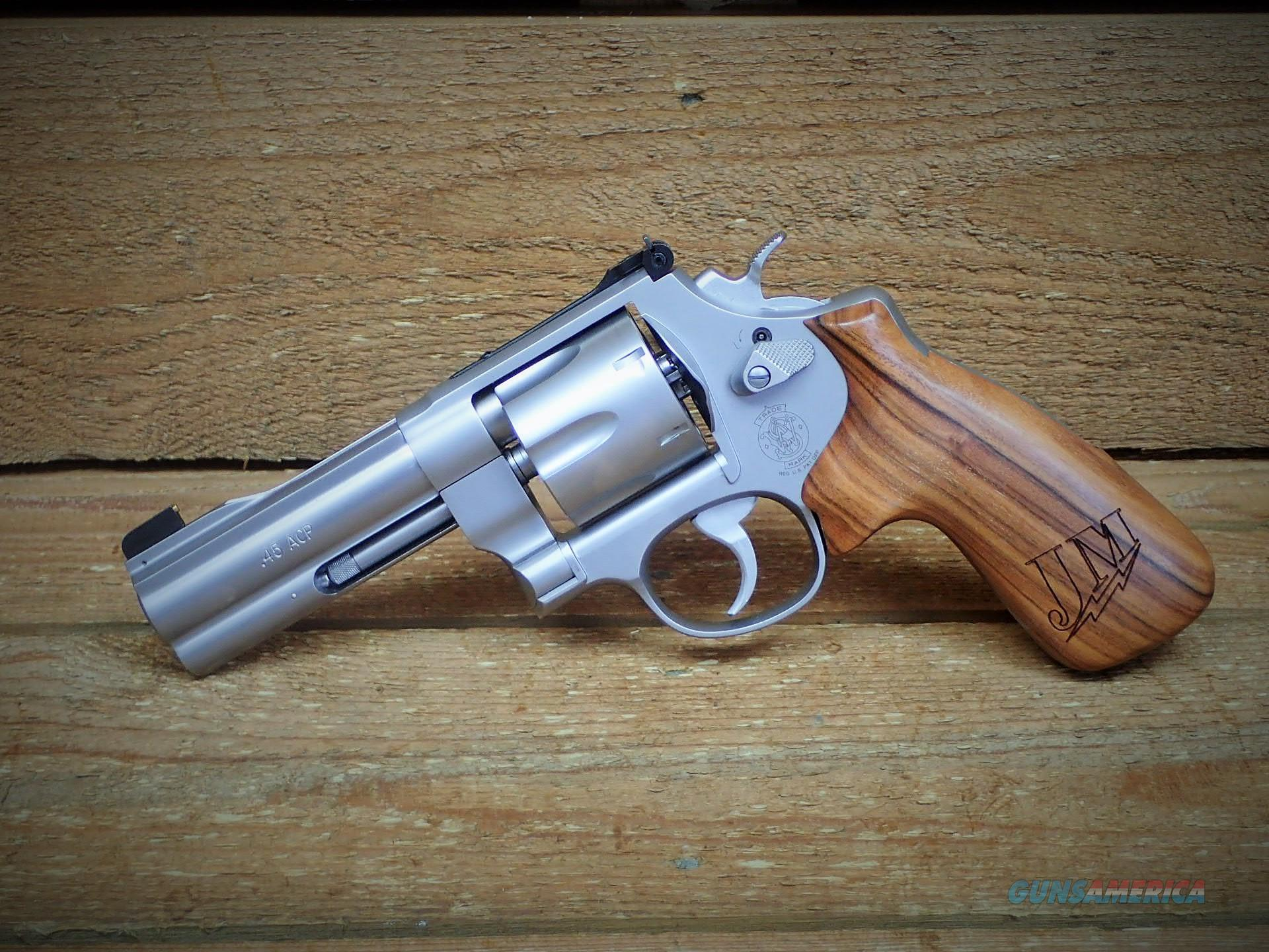 S&W 625 Jerry Miculek Champion 160936 /EASY PAY $55 Monthly  Guns > Pistols > Smith & Wesson Revolvers > Full Frame Revolver