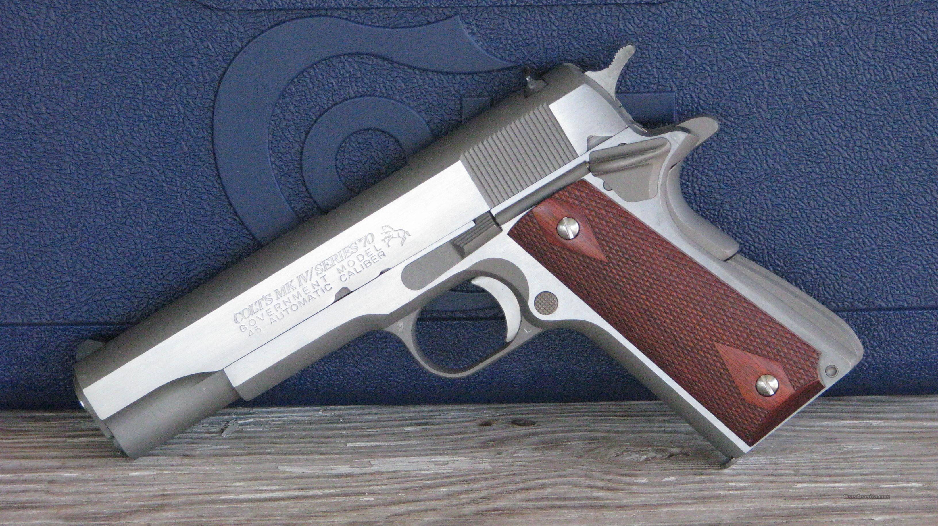 Colt 1911 Series 70 O1070A1CS /EASY PAY $101 Monthly  Guns > Pistols > Colt Automatic Pistols (1911 & Var)