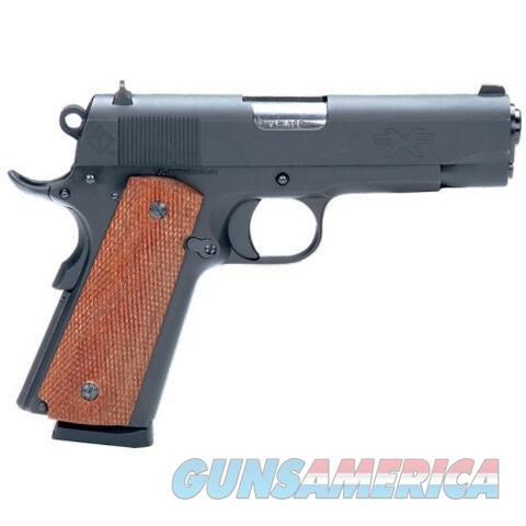 "EASY PAY $38 LAYAWAY  ATI FX1911 GI is a classic Commander sized 1911 Semi Auto Pistol 9mm 4.25"" Barrel 9 Rounds Wood Grips Matte Black FX9GI  Guns > Pistols > American Tactical Imports Pistols"