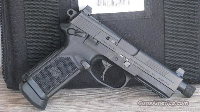FNH FNX-45 Tactical 3-MAGs 66966 FN /EASY PAY $108 Monthly  Guns > Pistols > FNH - Fabrique Nationale (FN) Pistols > FNP