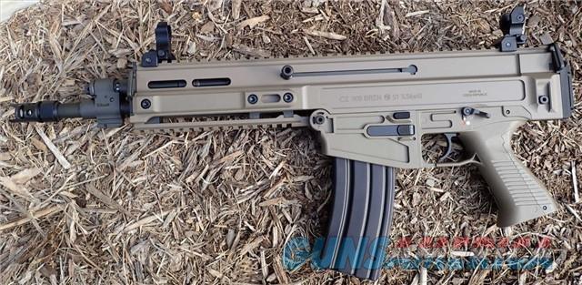 CZ 805 Bren S1 Pistol 5.56 NATO & 223 Remington Threaded Muzzle 30RD 91362 /EZ PAY $149  Guns > Pistols > CZ Pistols