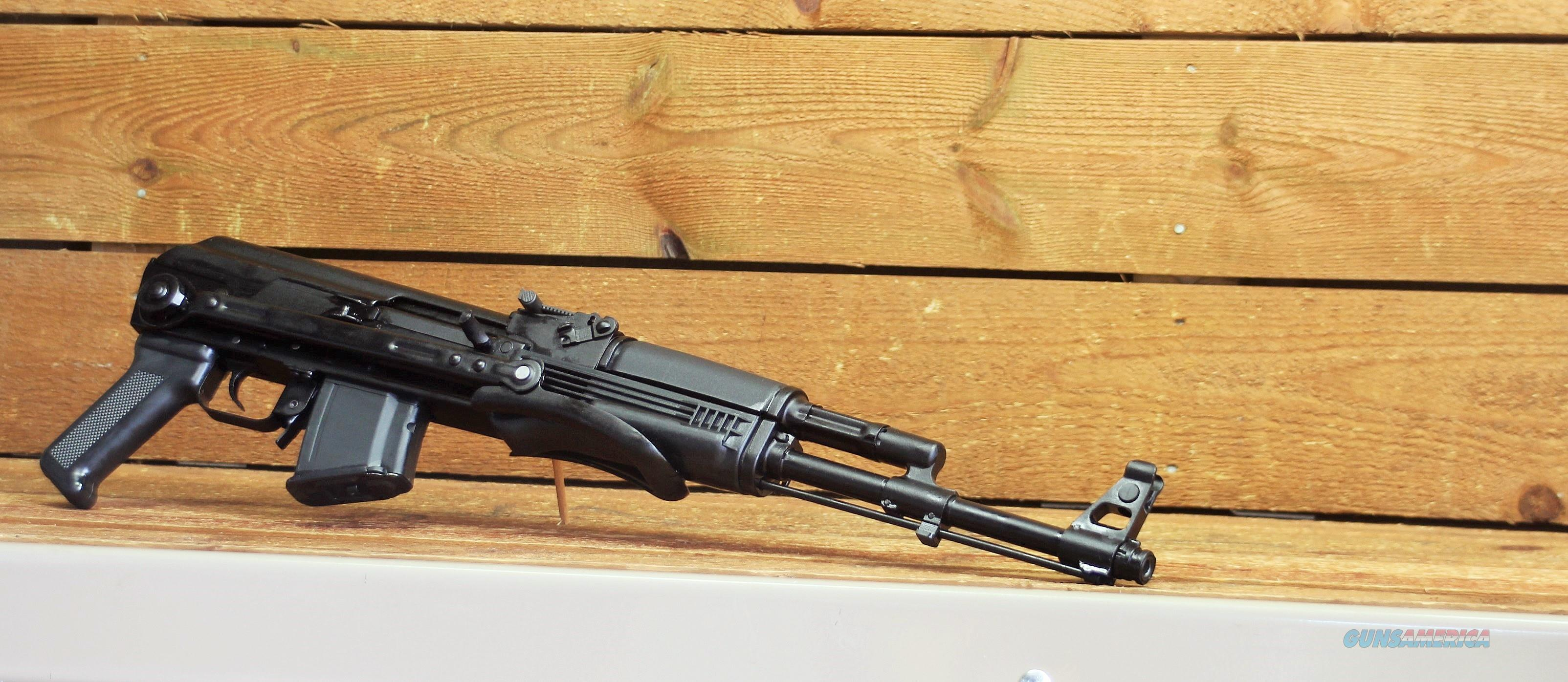 EASY PAY $77 DOWN LAYAWAY Arsenal AK-47 hammer forged Reinforced Milled Receiver this ARI AK47 is Under Folding for Storage or for fast moving in tight spaces 100 % new production parts & components SAM7UF-85 Removable Threaded muzzle SAM7  Guns > Rifles > AK-47 Rifles (and copies) > Folding Stock