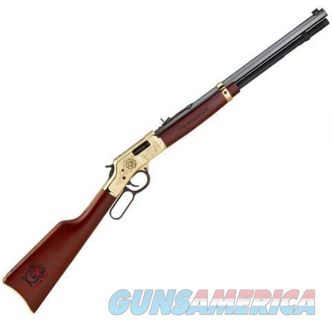 "EASY PAY $106 LAYAWAY Henry Repeating Arms Big Boy Order of the Arrow Centennial Lever Action Rifle .44 Mag 20"" Octagonal Barrel 10 Rounds Engraved Brass Receiver Walnut Stock H006OA  Guns > Rifles > Henry Rifles - Replica"