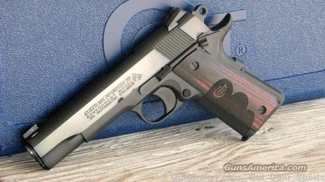 Colt 1911 wiley clapp government easy pay 141 monthly for sale
