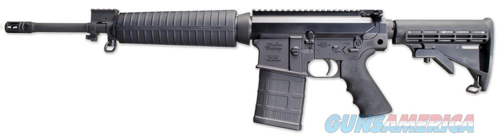 """EASY PAY $104 LAYAWAY Windham Weaponry SRC-308 ar-10 ar10m Semi Auto Rifle .308 Winchester/7.62 NATO 16.5"""" Barrel 20 Rounds Mid-Length Polymer Handguard 6 Position Collapsible Stock Black R16FTT-308  Guns > Rifles > Windham Weaponry Rifles"""