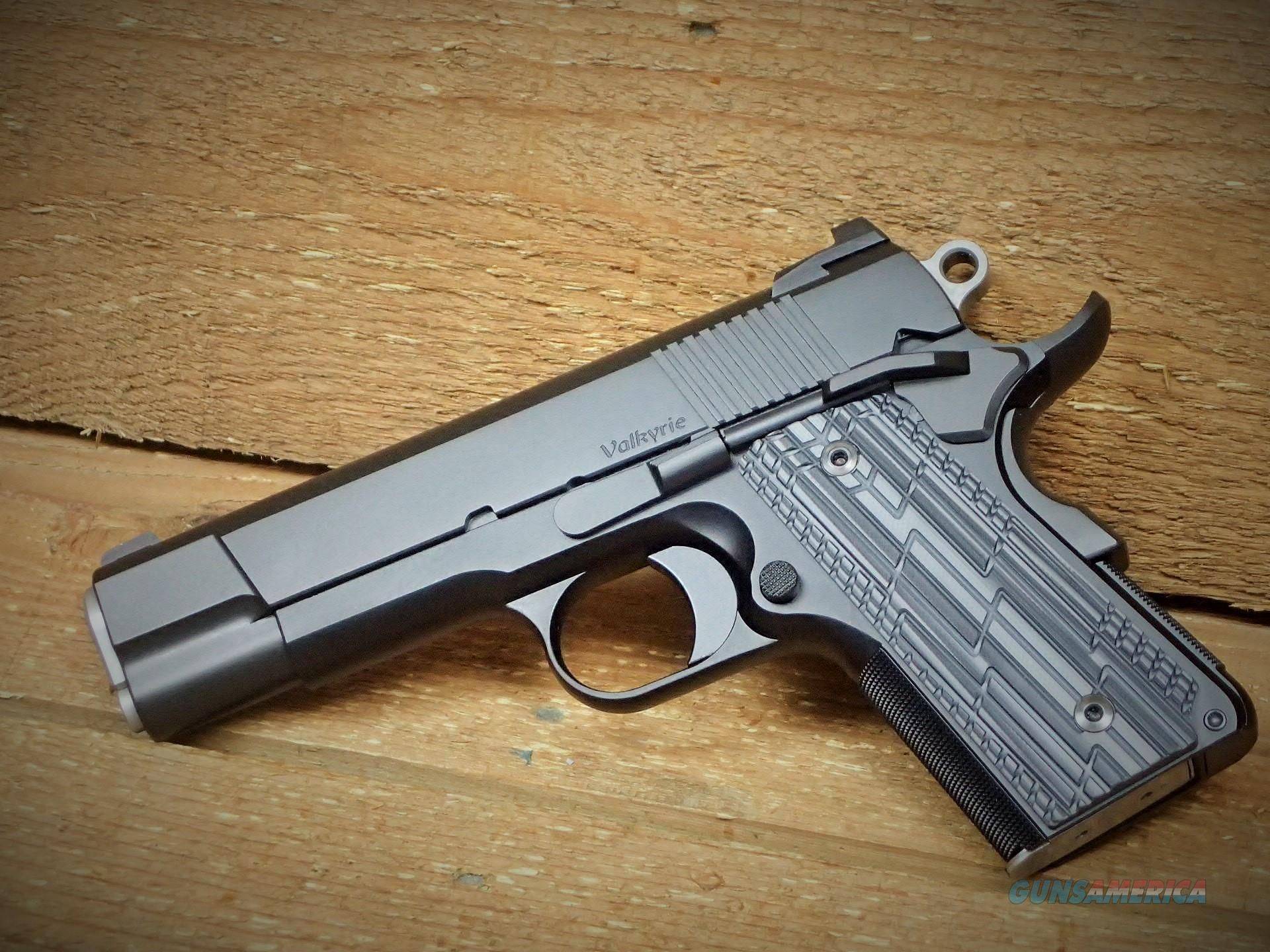 CZ Dan Wesson 1911 Valkyrie 01966 /EASY PAY $153 Monthly  Guns > Pistols > Dan Wesson Pistols/Revolvers > 1911 Style