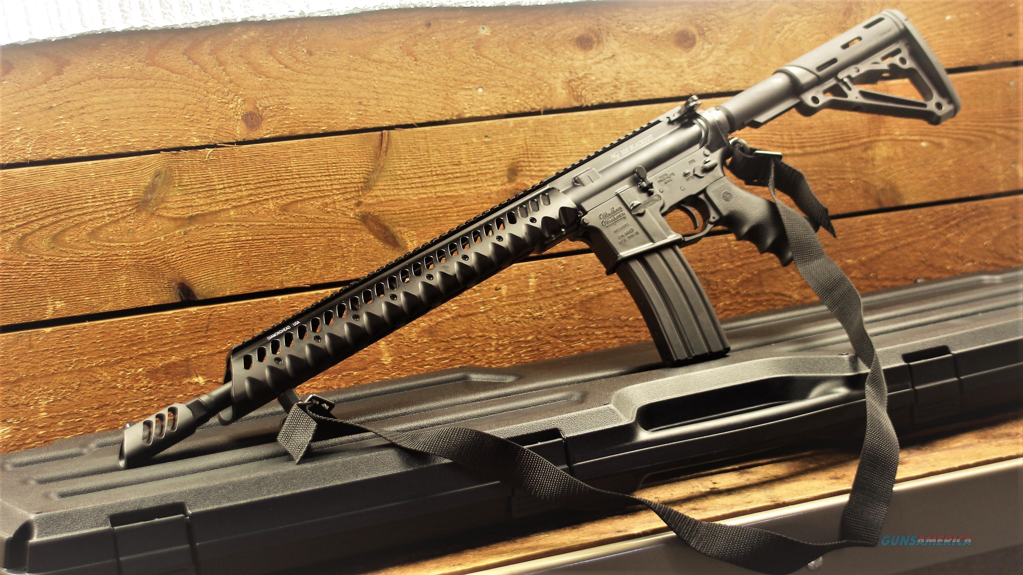 """EASY PAY $120 Windham Weaponry M4 300 Blackout  Ar-15 Hunting Ar15 chrome lined  16"""" BBL  Anodized  with Laser Engraving 1-7 TWIST  Made in the USA built for precision Pistol Grip Magpul 6 Position Buttstock collapsible WWR16SFSDHHT300  Guns > Rifles > Windham Weaponry Rifles"""