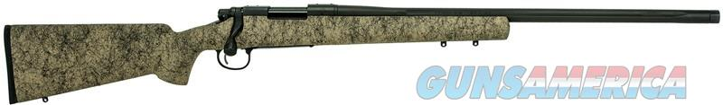 "EASY PAY $92 LAYAWAY Remington 700 5R Gen 2 Bolt Action Rifle .300 Win Mag 24"" Fluted Stainless Steel Threaded Barrel 3 Rounds H-S Precision Stock Black Cerakote Finish 85197 047700851976   Guns > Rifles > Remington Rifles - Modern > Model 700 > Tactical"