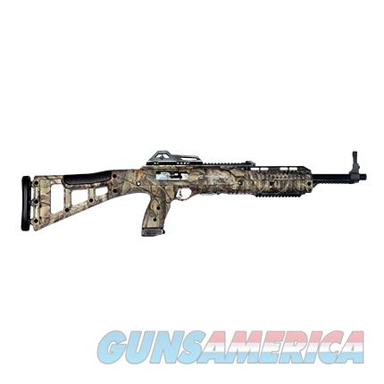 "EASY PAY $31  LAYAWAY Hi-Point American Made 45ACP Carbine Woodland camo HiPoint .45 ACP 17.5"" BBL Barrel 10 Rounds Poly Camo 10 shot magazine Sling, swivels and scope base  Guns > Rifles > Hi Point Rifles"