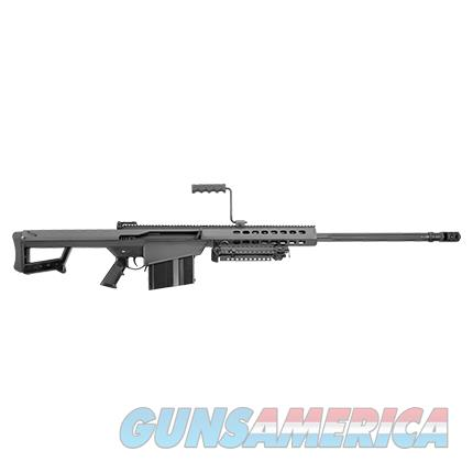 "EASY PAY $755 Barrett M82A1 Semi Auto Rifle .50 BMG 29"" Fluted Barrel 50BMG 10 Rounds Black Parkerized 13316  Guns > Rifles > Barrett Rifles"
