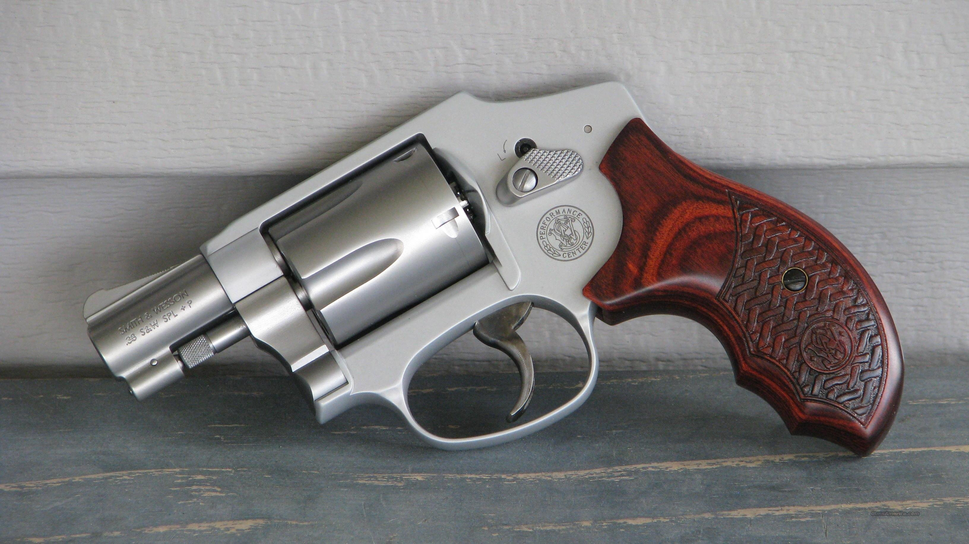 S&W 642 J-Frame - UPDATE | The Leading Glock Forum and Community ...