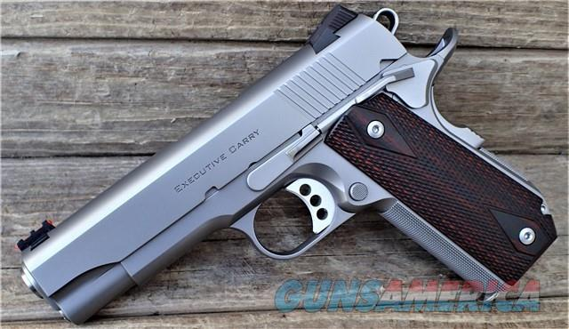 Ed Brown Custom The Executive Carry (Bobtail) /EZ PAY $119  Guns > Pistols > Ed Brown Pistols