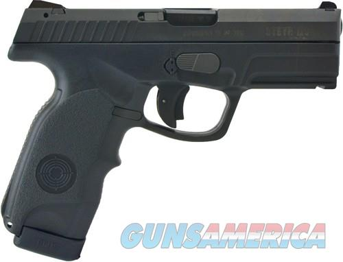 "EASY PAY $47 LAYAWAY  Steyr Arms M9-A1 Semi Auto Handgun 9mm Luger 4"" Barrel 17 Rounds Trapezoidal Combat Sights Polymer Frame Matte Black Finish 688218663714 M9A1  Guns > Pistols > Steyr Pistols"