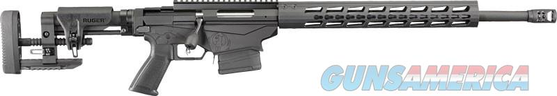 "EASY PAY $105 LAYAWAY Ruger Precision Rifle Bolt Action Rifle .308 Winchester 20"" Barrel 10 Round Detachable Box Magazine Ruger Chassis/Muzzle Brake/Adjustable Stock Matte Black Finish  Guns > Rifles > Ruger Rifles > Precision Rifle Series"