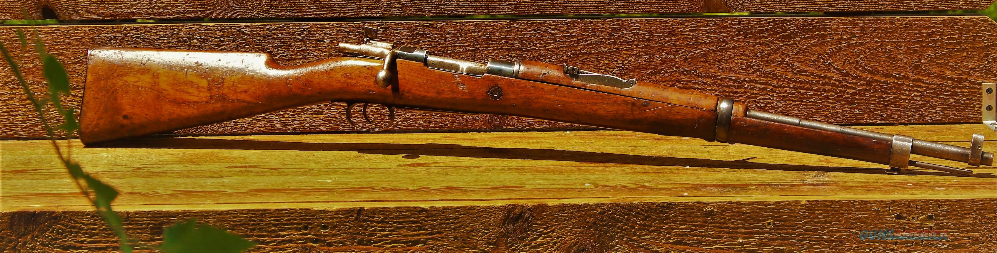 NA MAUSER EASY PAY $20 DOWN LAYAWAY Navy Arms SAMCO 1916 SPANISH 1916 MAUSER WALNUT WOOD STOCK .308 WINCHESTER Serial number of firearm OT-1757 RI-25-02  Guns > Rifles > Navy Arms Rifles