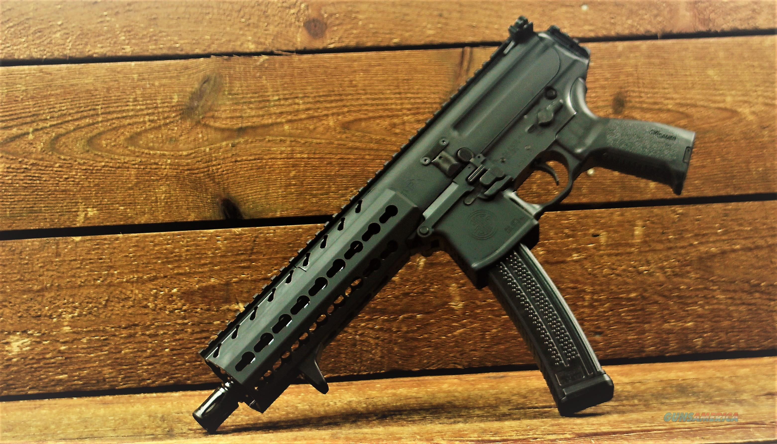 "EASY PAY $134 lAYAWAY Sig MPX-P MPX-P-9-KM MPXP9KM MPXP9 MPX MPX-P-9KM, 9mm, 8"",  Synthetic Grips, Keymod Rail 30 Rd  Guns > Rifles > Sig - Sauer/Sigarms Rifles"
