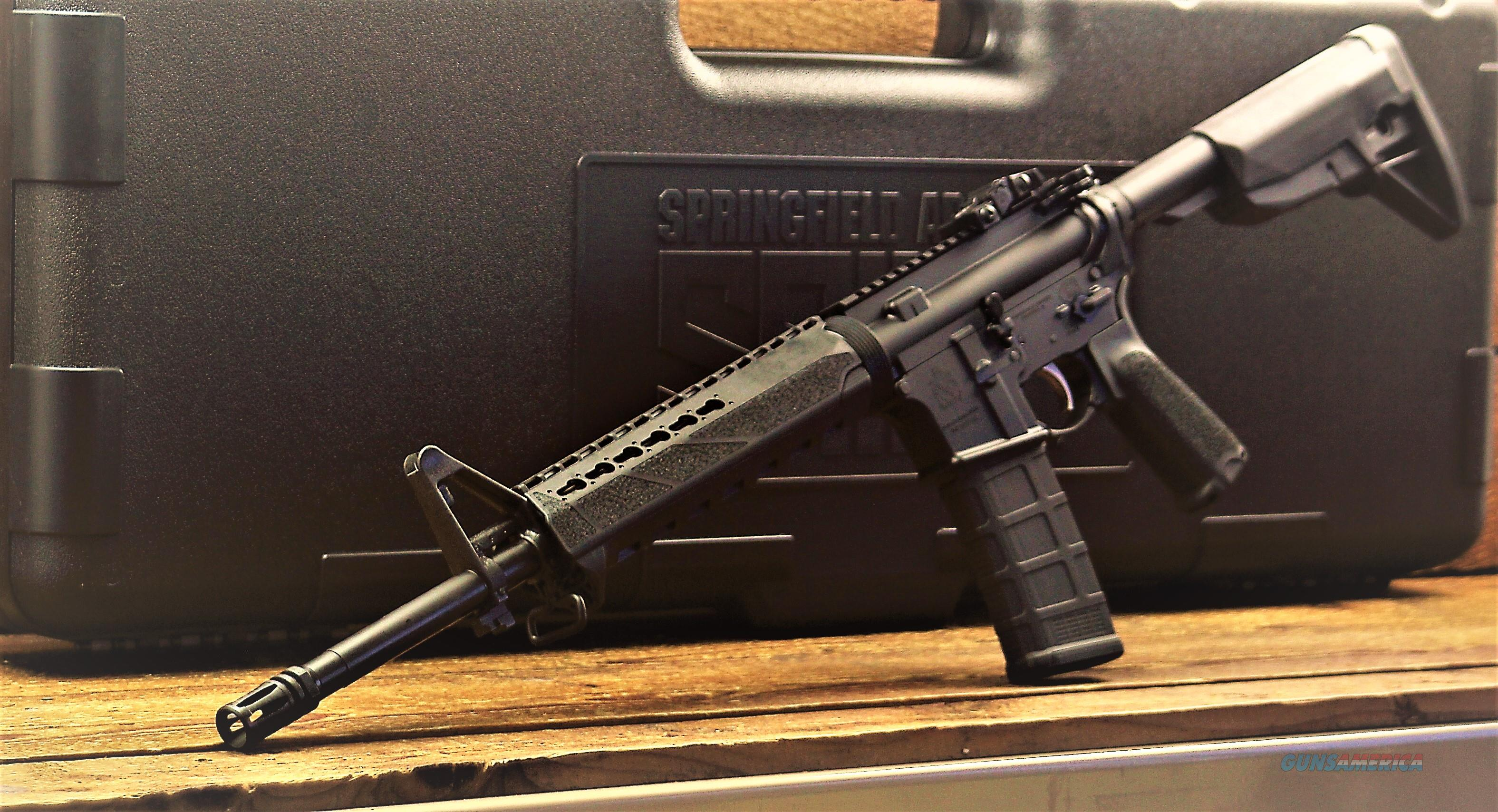 EASY PAY $74  DOWN LAYAWAY 12 MONTHLY  PAYMENTS Springfield Armory  Saint ST916556B TACTICAL ar-15 m-4 m4 ar15 6-Position stock   Guns > Rifles > Springfield Armory Rifles > SAINT