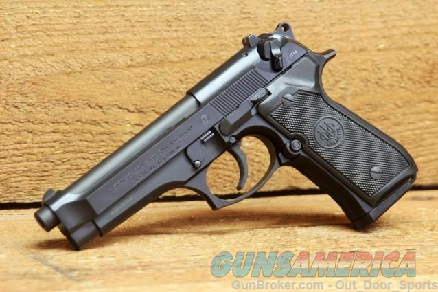 EASY PAY $58 Layaway Beretta 92FS most tested and trusted personal defense weapon in history  JS92F300M, 9mm, 92 FS combat muzzle crown  Guns > Pistols > Beretta Pistols > Model 92 Series