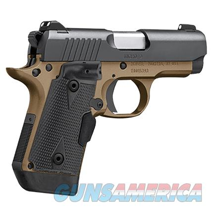 EASY PAY $70 LAYAWAY Kimber Micro 9mm Desert Night Laser concealed carry conceal carry Grips Crimson Trace Grips 3300175  Guns > Pistols > Kimber of America Pistols > Micro 9