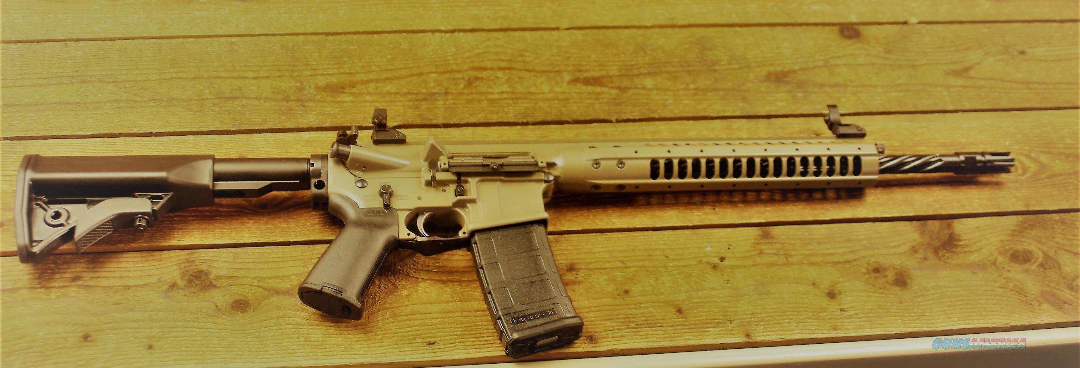 (SALE) Easy Pay $122 LAYAWAY  Sugg. Retail Price: MSRP $2,549.00  LWRC Carbine Flat Dark Earth fde SPR M6 IC SPR AR-15 ICR5CK16SPR   Guns > Rifles > LWRC Rifles