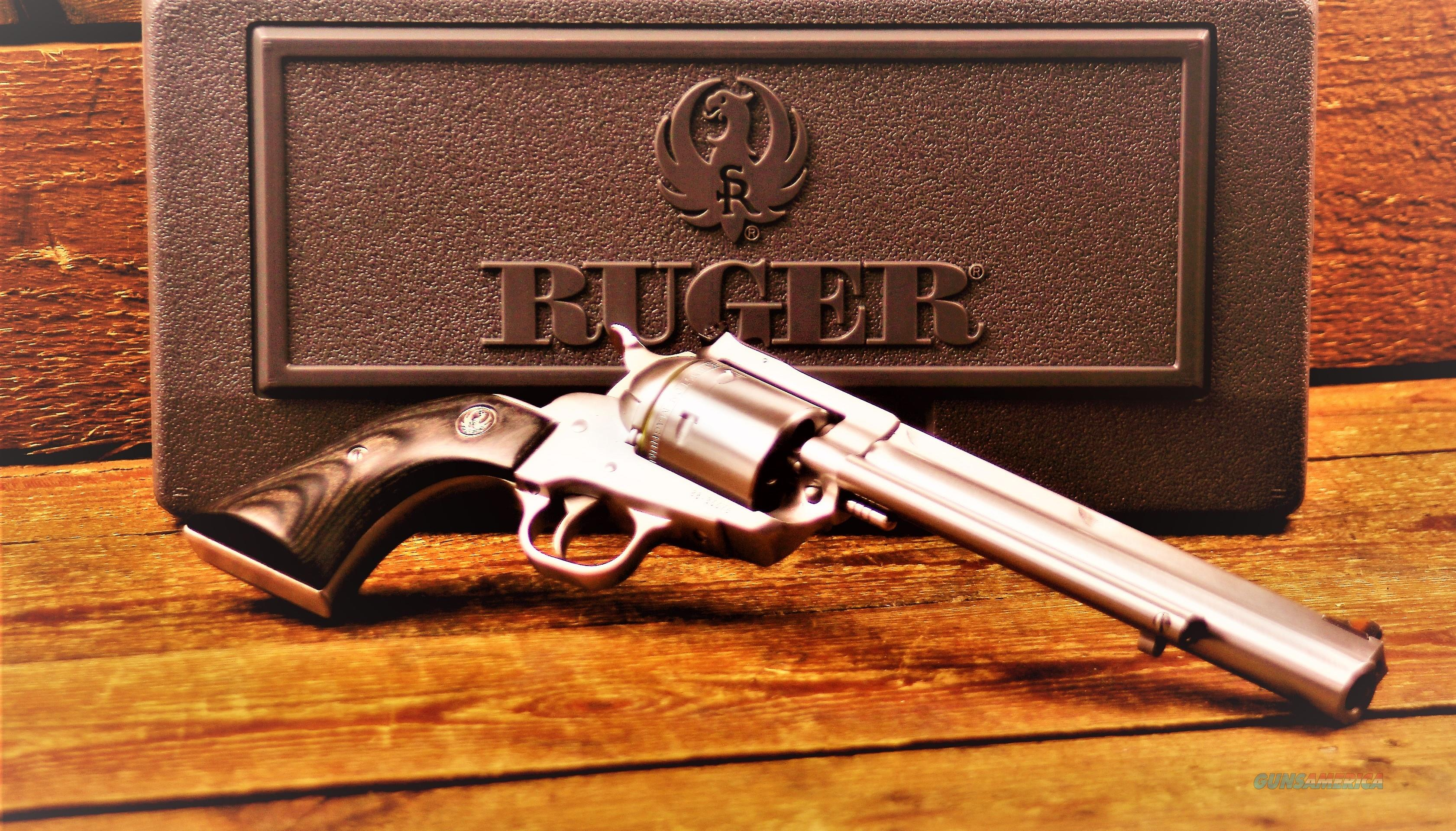 EASY PAY $71 DOWN LAYAWAY 12 MONTHLY PAYMENTS Ruger Super Blackhawk Hunter Exclusive Revolver .41 Mag  KS-417NH Stainless Steel   Guns > Pistols > Ruger Single Action Revolvers > Blackhawk Type