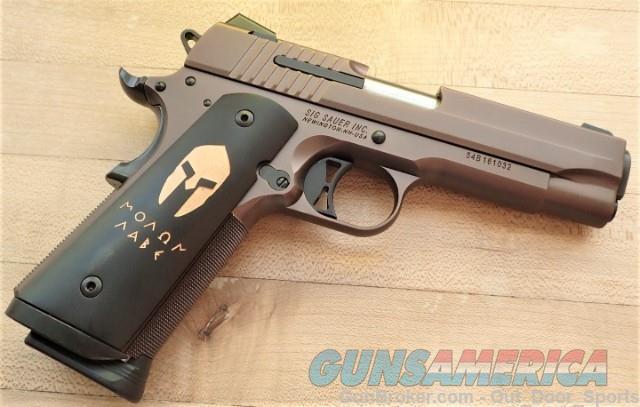 SIG SPARTAN CARRY N/S Hogue Nitron /EZ PAY $109 Monthly  Guns > Pistols > 1911 Pistol Copies (non-Colt)